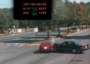 Red Light Runner Crash